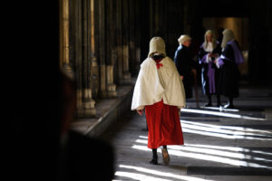 Judges Service at Westminster Abbey