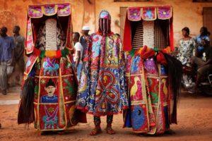 Benin Voodoo Ceremony
