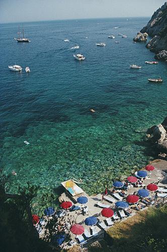 View From Il Pellicano fine art photography
