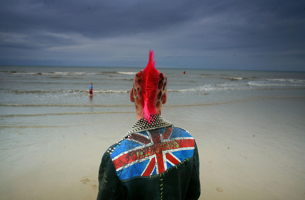 UK Punk fine art photography