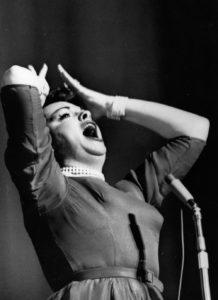 Judy Live Performance