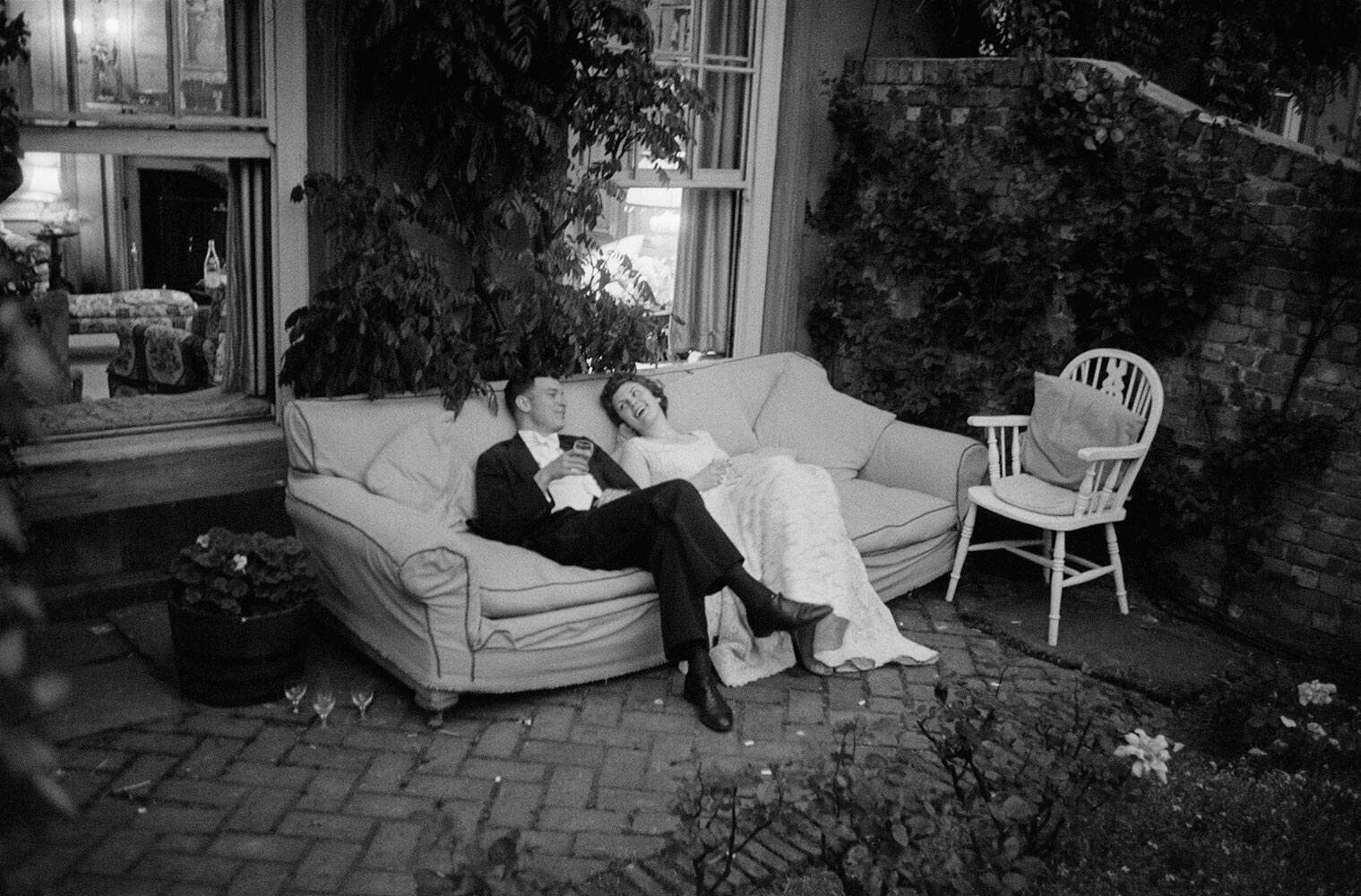Couple At Party fine art photography