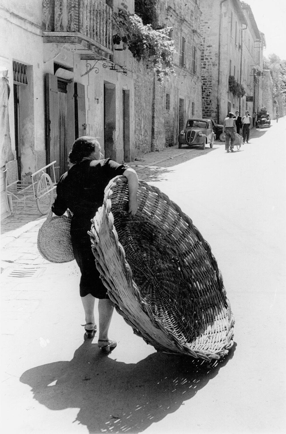Giant Basket fine art photography