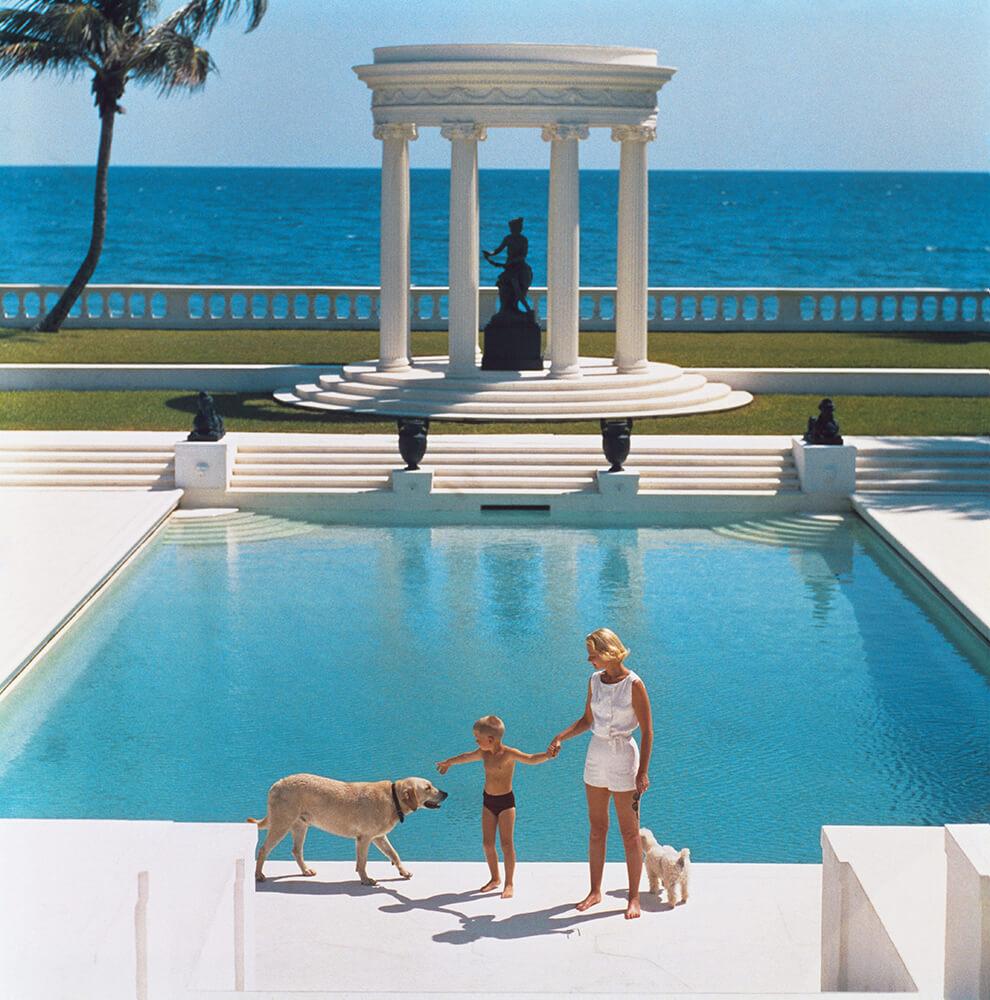 Nice Pool fine art photography