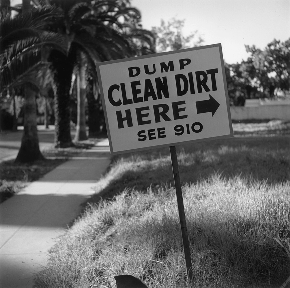 Clean Dirt – Signed Edition fine art photography