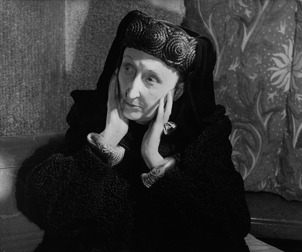 Edith Sitwell fine art photography