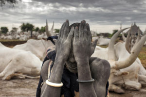 South Sudan Cattlemen
