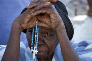 Praying for Earthquake Victims