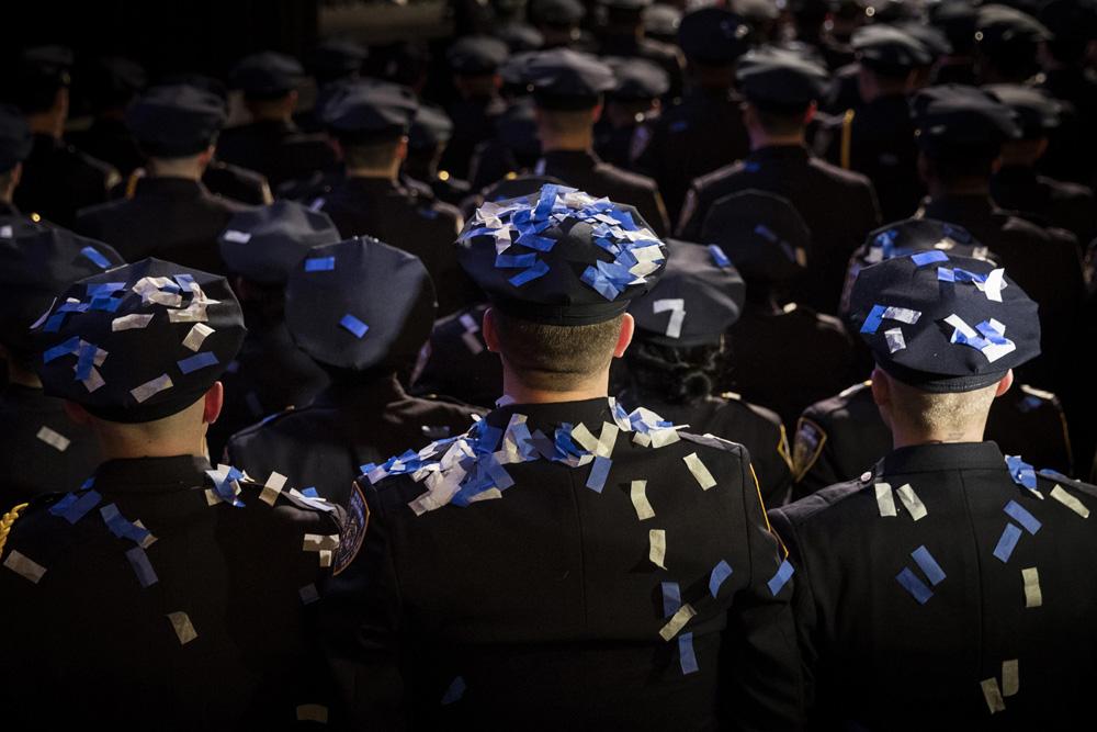 NYPD Graduation fine art photography