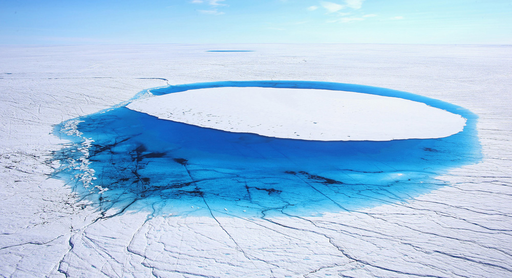 Greenland Ice Sheet #1 fine art photography