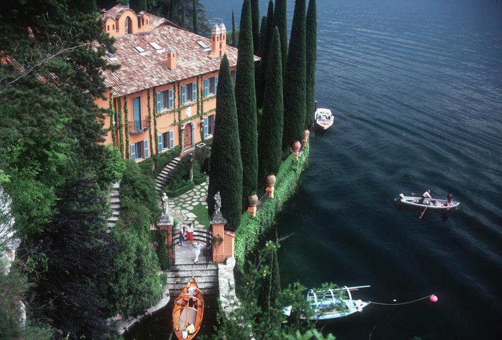 Slim Aarons Italy