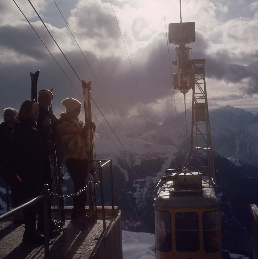 Alpine Skiing fine art photography