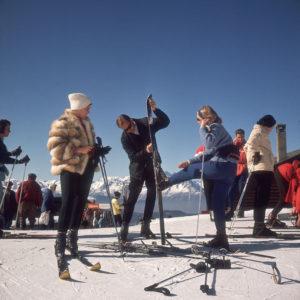 Verbier Skiers