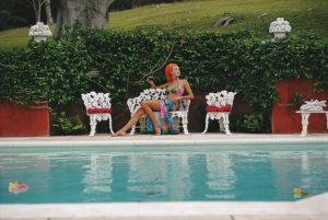 Lounging In Bermuda