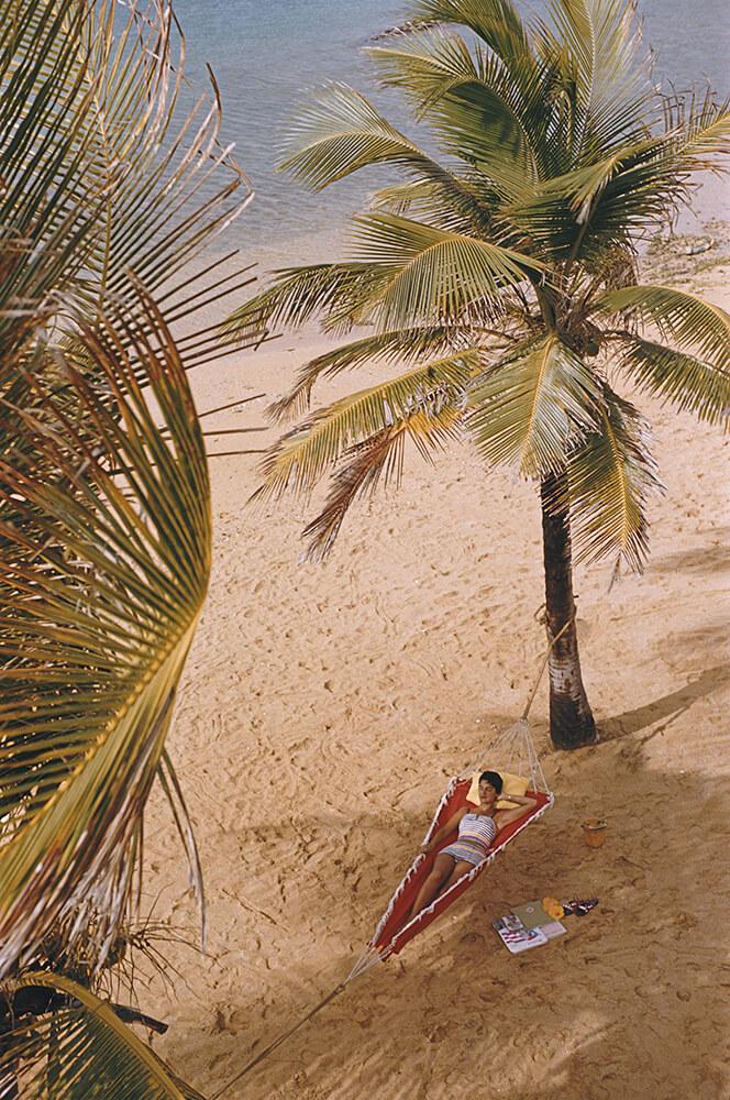 Caribe Hilton Beach fine art photography