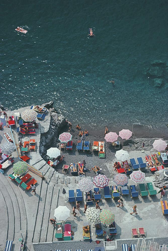 Positano Beach fine art photography