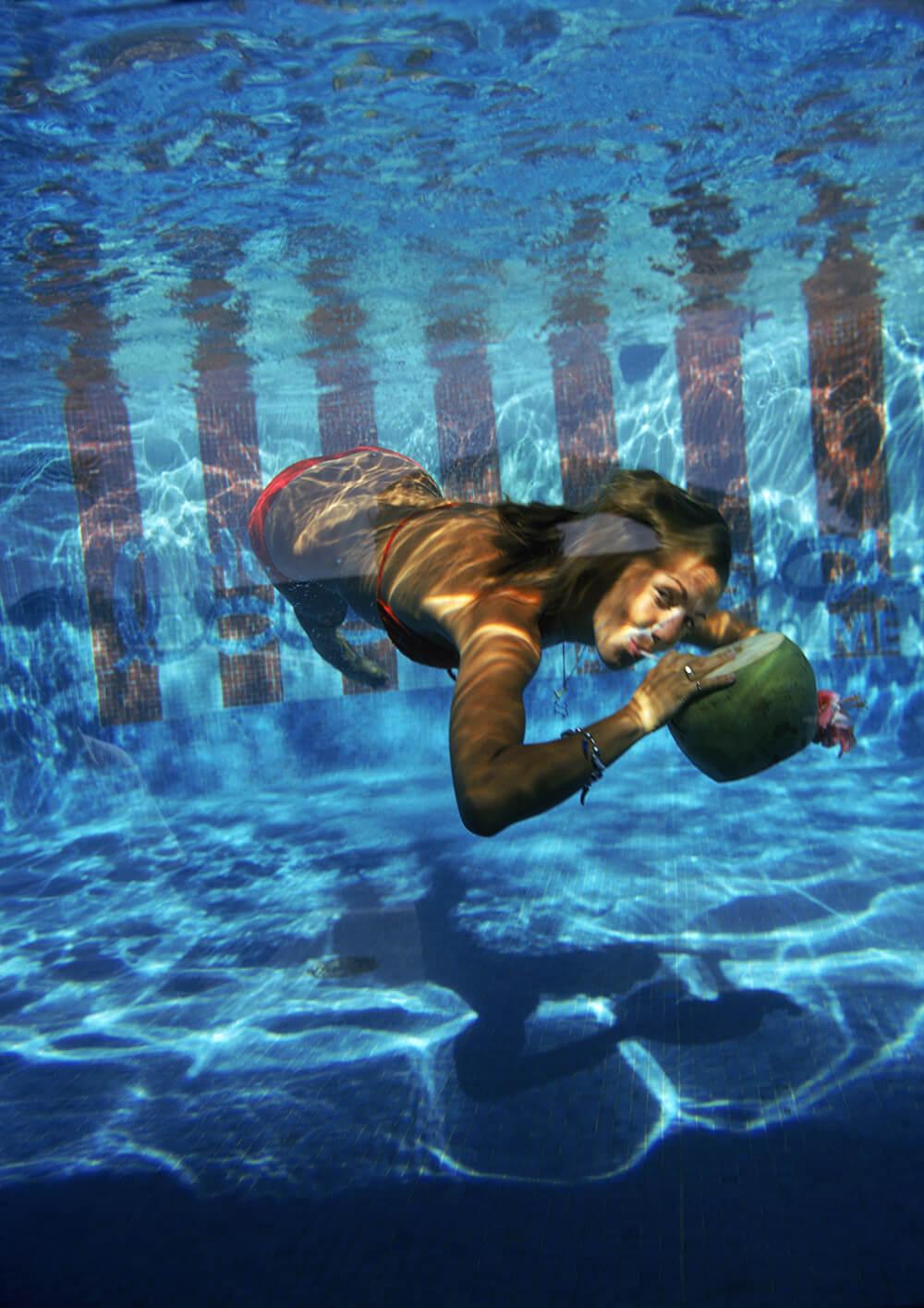 Underwater Drink fine art photography