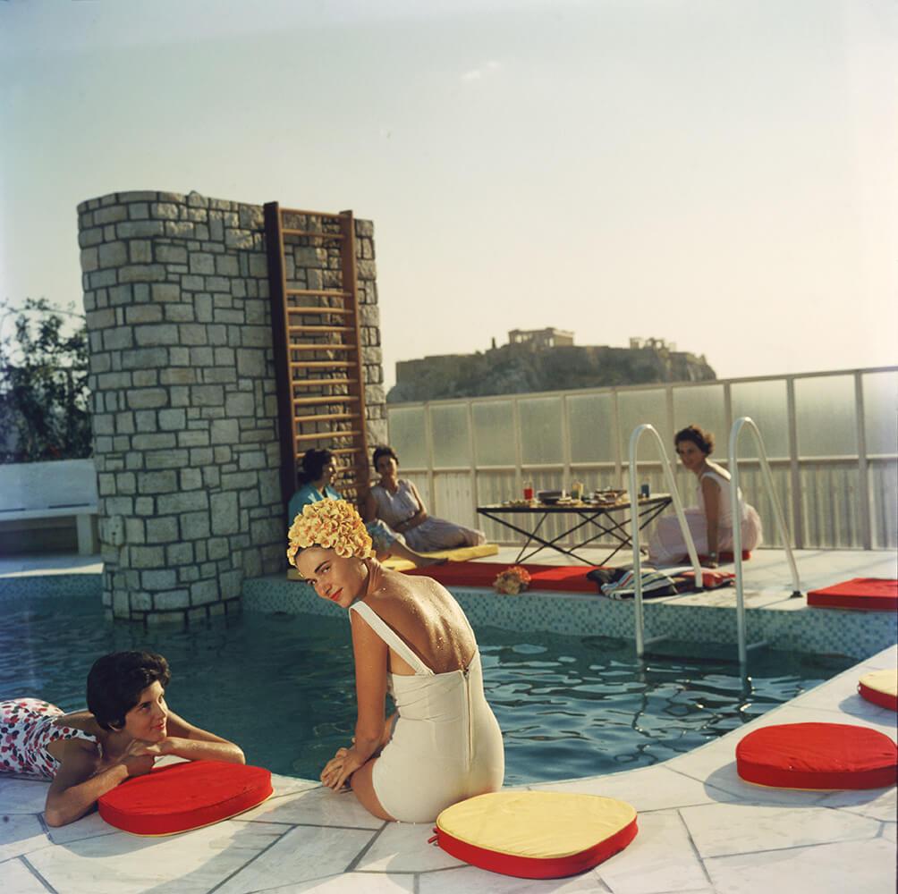 Penthouse Pool fine art photography