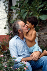 Ronnie Biggs And Son