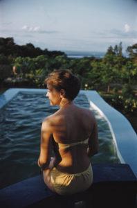 Poolside In Kenya