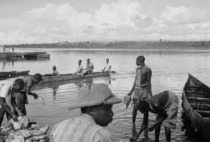 Ugandan Fishermen