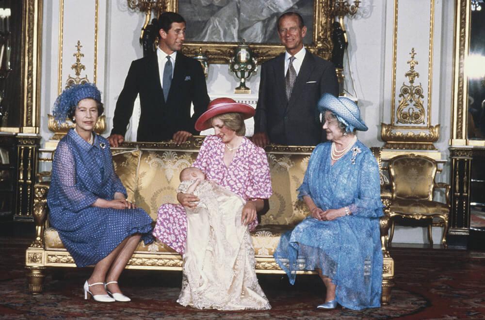Prince William's Christening fine art photography