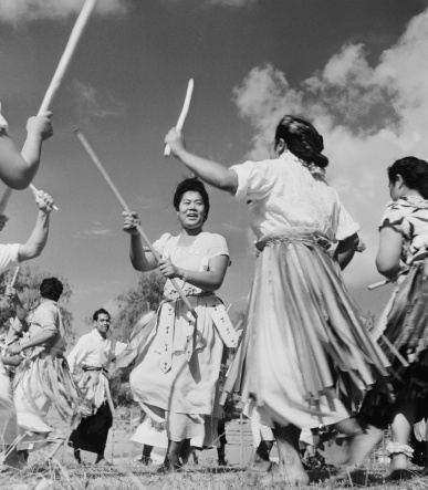 Tongan Dancers fine art photography