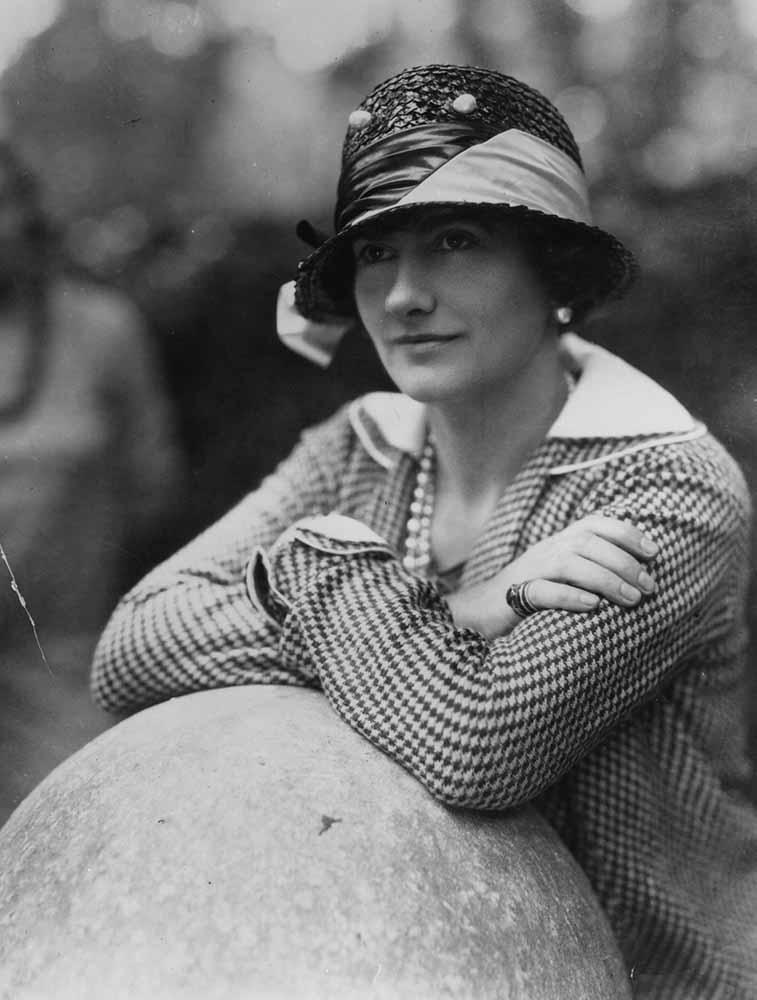 Coco Chanel fine art photography