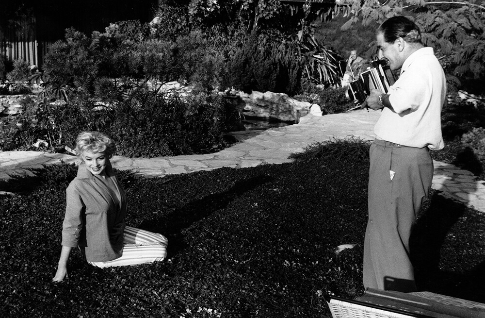 Marilyn Monroe fine art photography