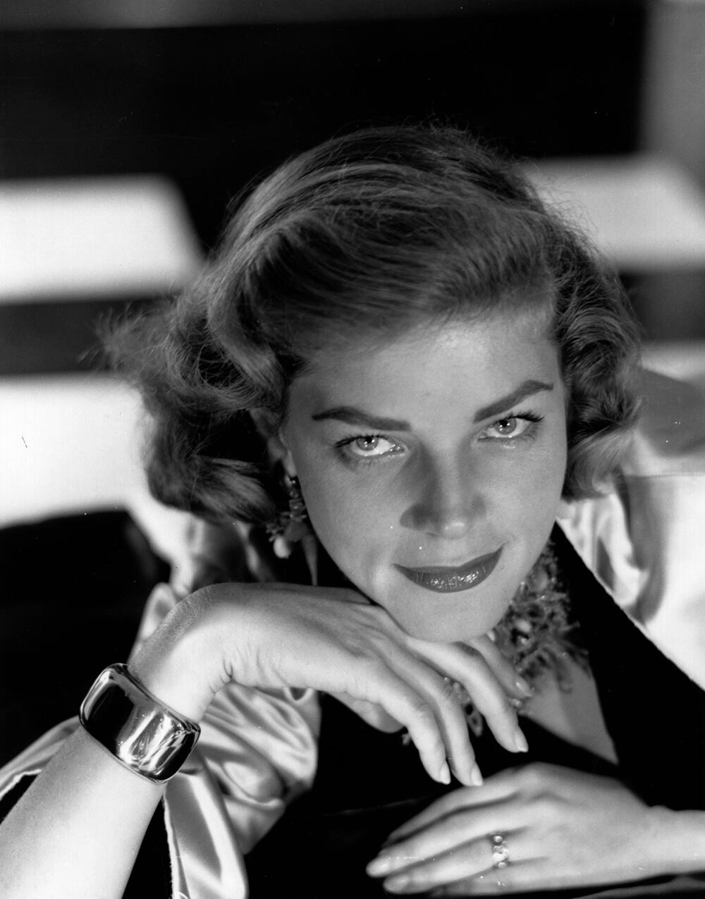 Lauren Bacall fine art photography