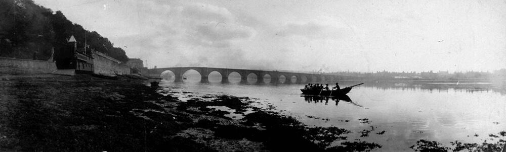 Berwick Bridge fine art photography