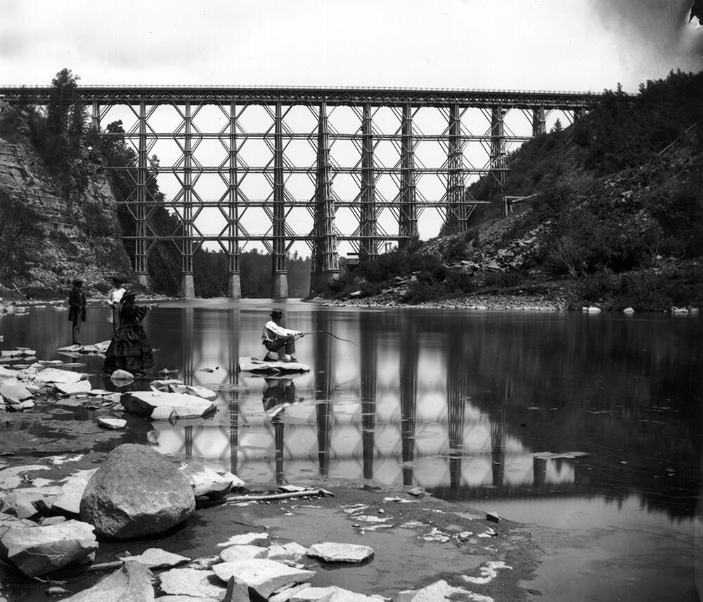 High Bridge fine art photography