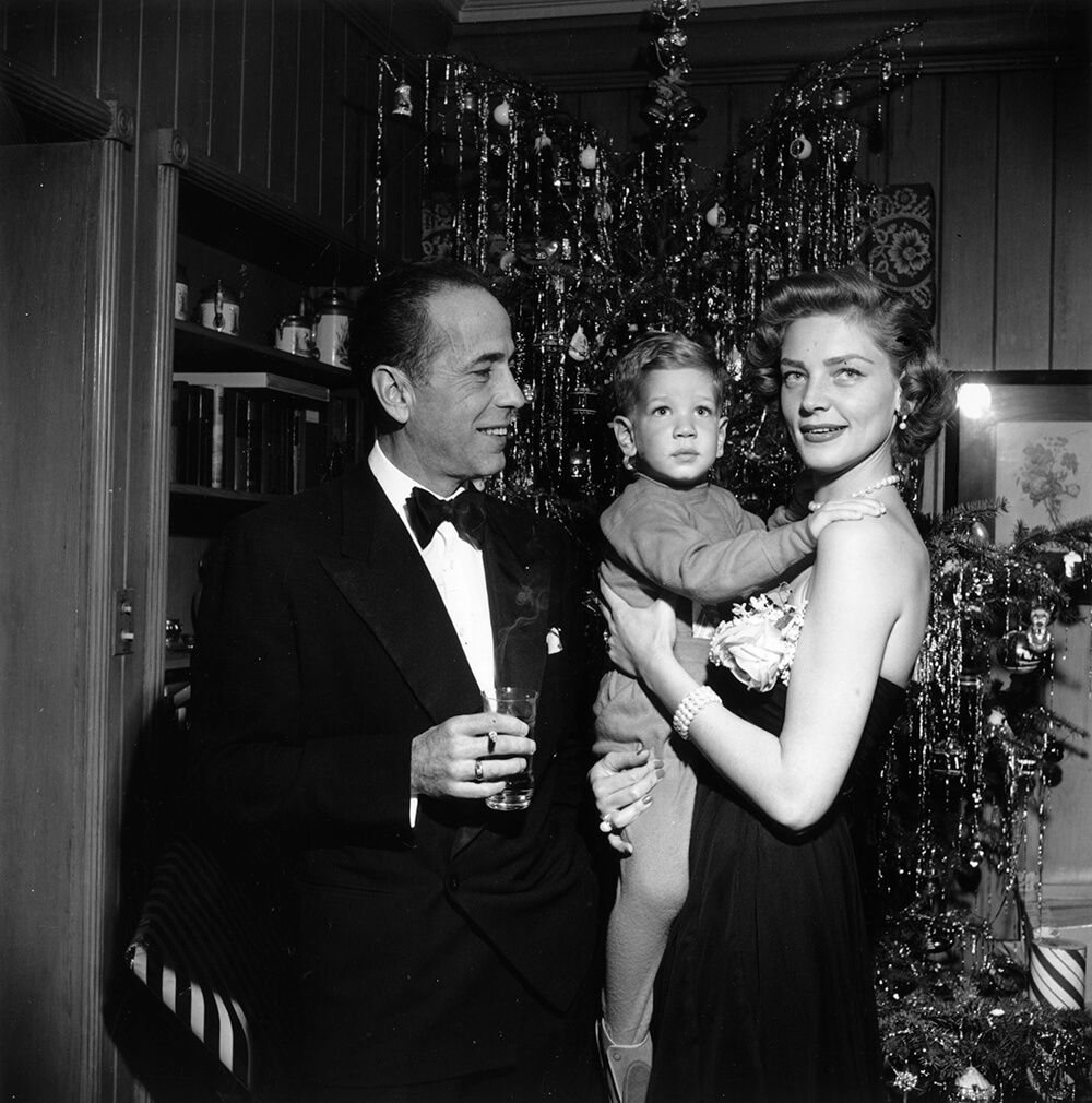 Bacall And Bogart fine art photography