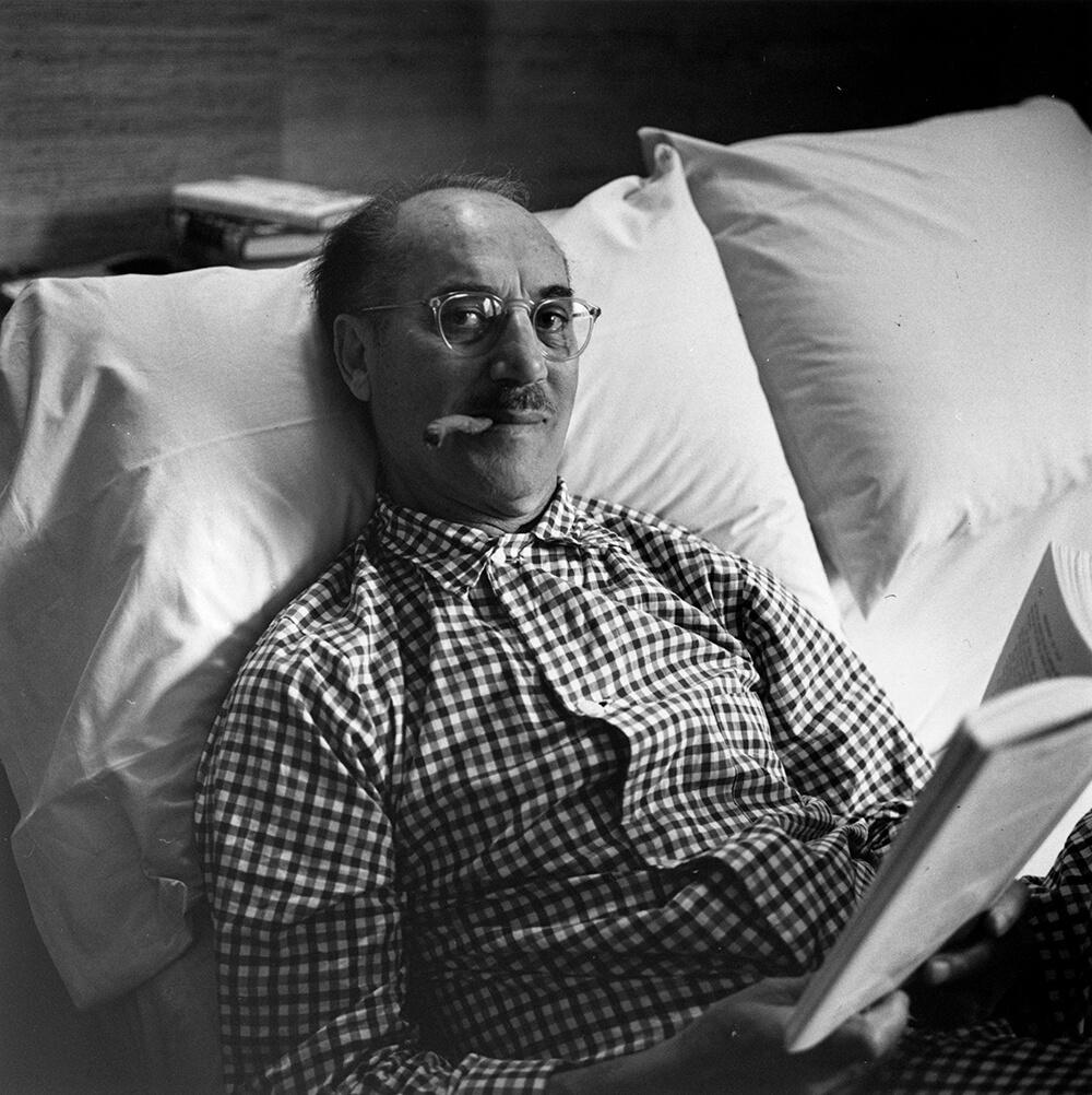 Groucho Marx fine art photography