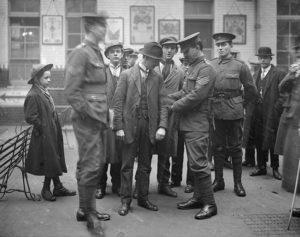 British Recruits