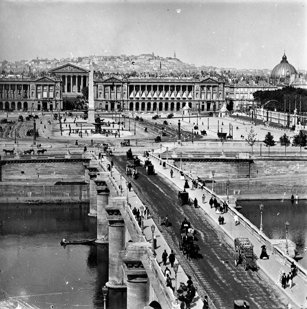 Place De La Concorde fine art photography