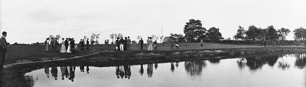Strensall Golf Course fine art photography