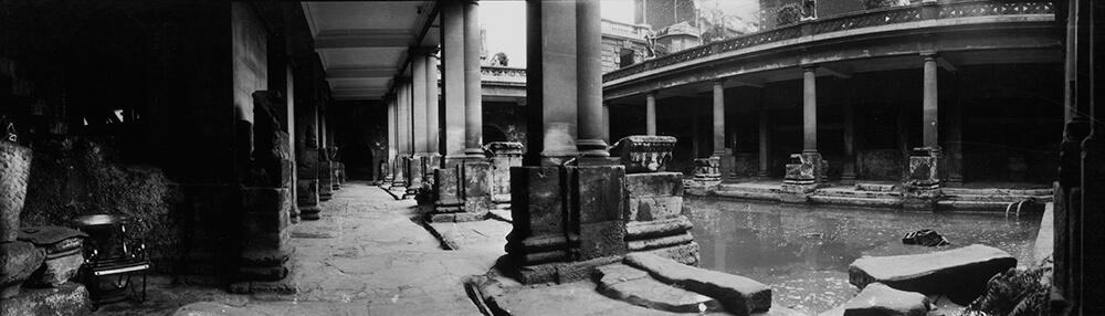 Roman Baths fine art photography