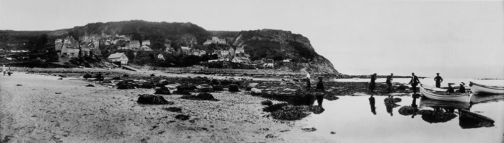 Runswick Bay fine art photography
