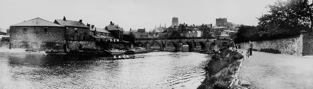 Durham Town fine art photography
