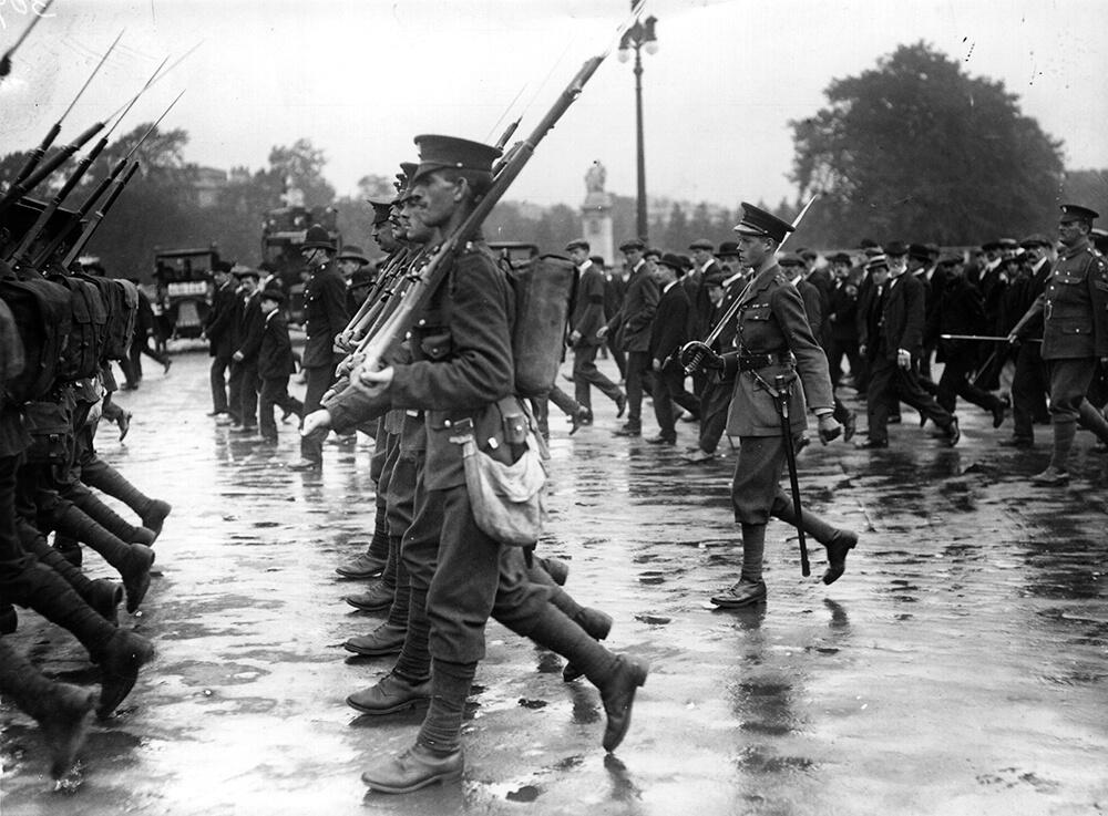Grenadier Guards fine art photography