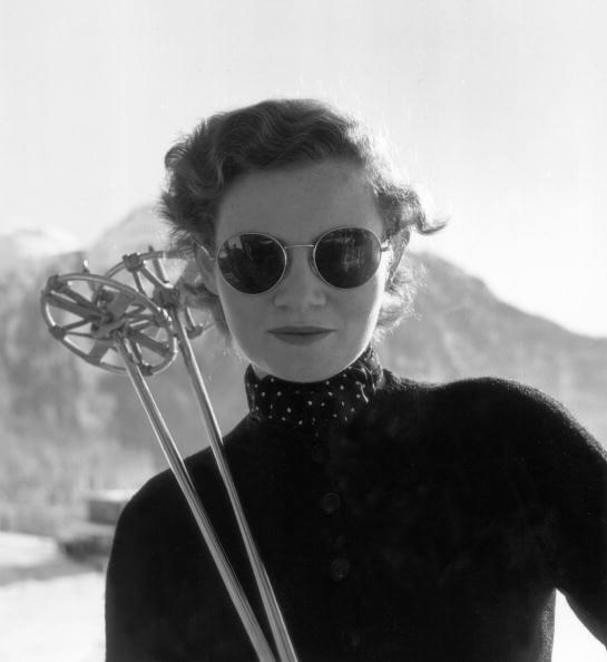 Women's Skiing fine art photography