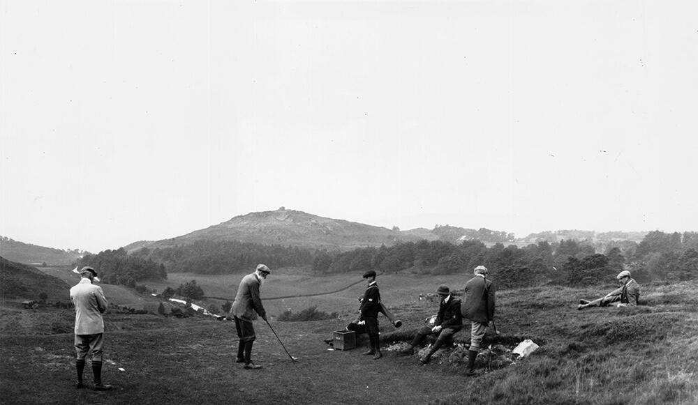 Golf Links fine art photography
