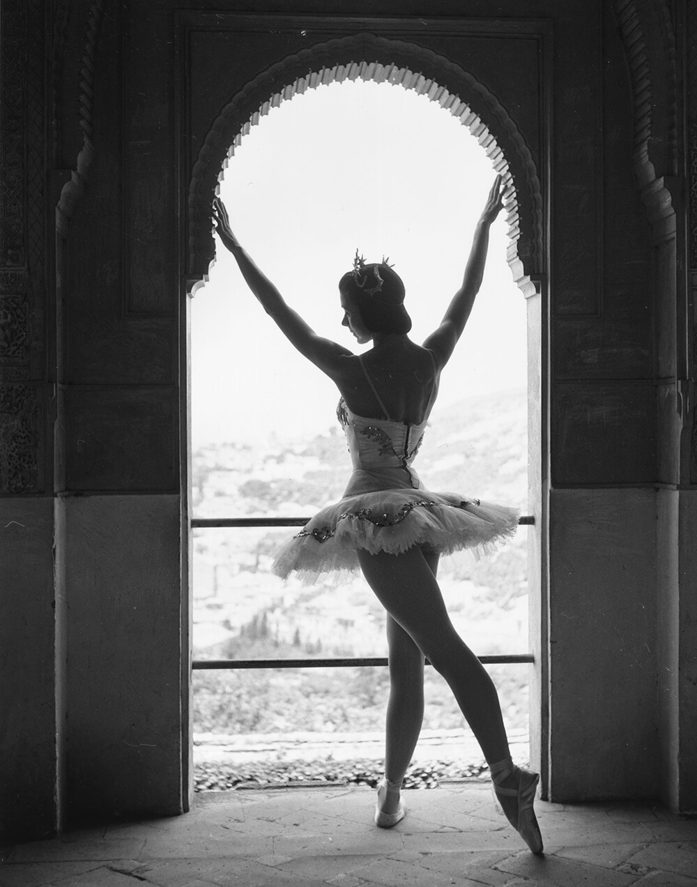 Margot Fonteyn fine art photography