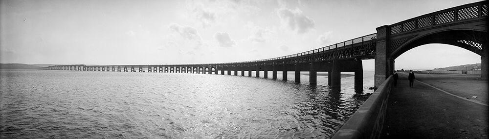 Tay Railway Bridge fine art photography