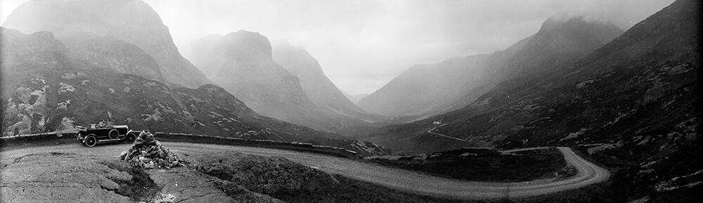 Mist In Glencoe fine art photography