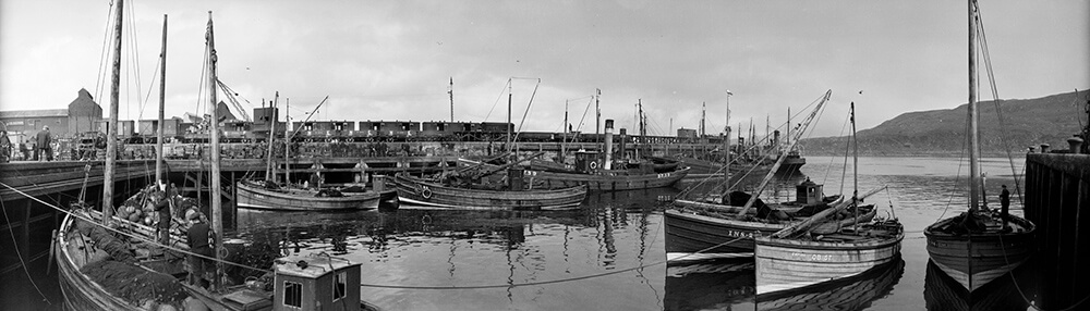 Mallaig Harbour fine art photography