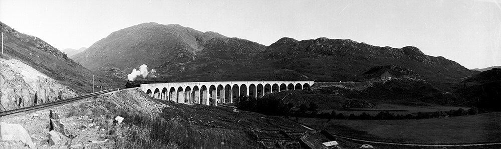 Bridge At Glenfinnan fine art photography