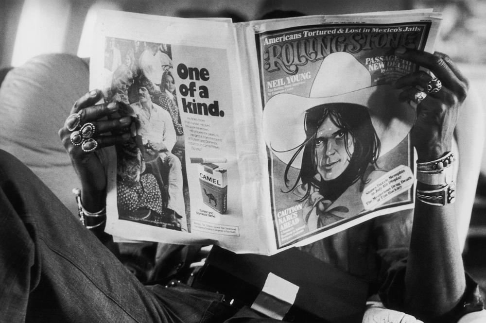 Rolling Stone fine art photography