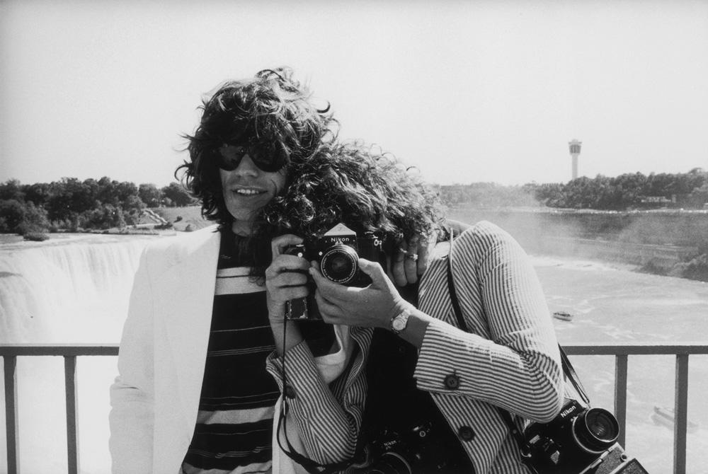 Jagger And Leibovitz fine art photography